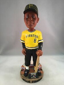 official photos 67f26 284b0 Details about WILLIE STARGELL PITTSBURGH PIRATES VINTAGE COOPERSTOWN  FOREVER BOBBLEHEAD