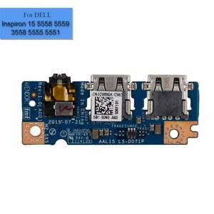 Laptop-Audio-USB-Board-FOR-Dell-Inspiron-15-5558-5559-3558-2WMGK-02WMGK
