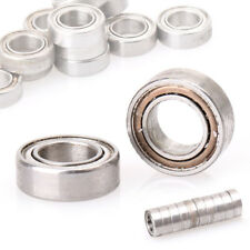 10pcs MR74z 4x7x2mm Open Miniature Bearings ball Mini Hand Bearing Spinner ♫