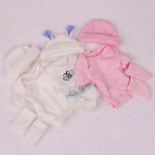 """Replacement Clothes for 10"""" Reborn Baby Dolls Lifelike Newborn Mini Babies Gift"""
