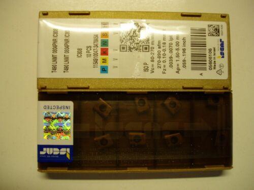 Iscar T490 LNMT0804PNR IC808.....Original