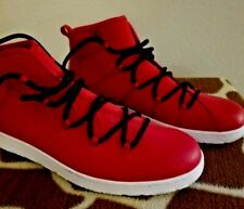 new style bce2b 9df32 Air Jordan Galaxy Gym Red Leather Mens Basketball Shoes 820255-601
