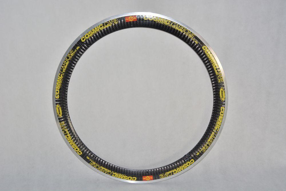 MAVIC COSMIC CARBONE SL tubular rim     700c   16h    NOS, NEW