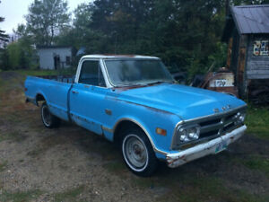 1968 GMC Other Pickups