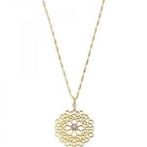Collana-Donna-MORELLATO-KALEIDO-SADY01-Acciaio-Gold-Dorato-Diamante-Naturale