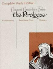 The Prologue (Chaucer's Canterbury Tales/Complete Study Edition)