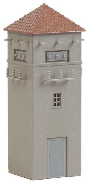 Trafohäuschen mit Strommasten    Bausatz   Neuware Faller H0 120241