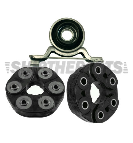 CADILLAC CTS 3.6 V6 AUTOMATIC TRANS DRIVESHAFT SUPPORT WITH BEARING FLEX DISC