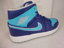 best service 7d545 49bf5 item 1 Nike Air Jordan 1 Mid, Hornets, Court Purple   Gamma Blue, 554724  507, Size 10 -Nike Air Jordan 1 Mid, Hornets, Court Purple   Gamma Blue, ...