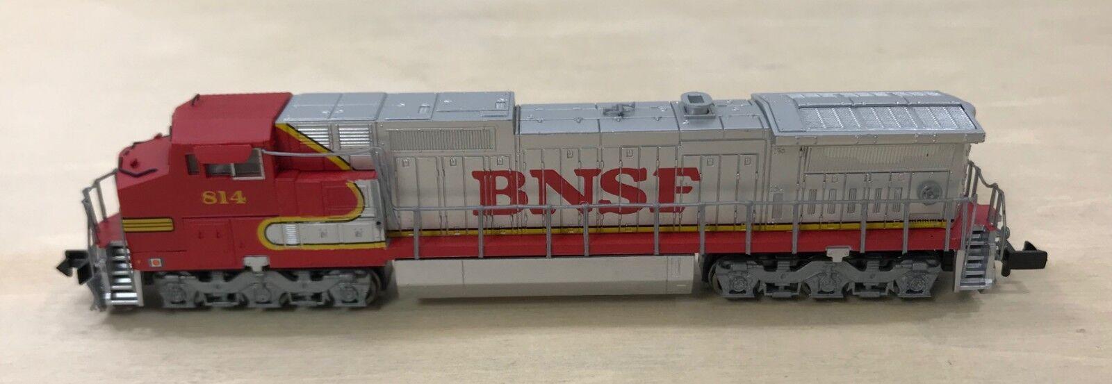 N Scale Bachmann Spectrum GE Dash 8-40CW Diesel Locomotive - BNSF