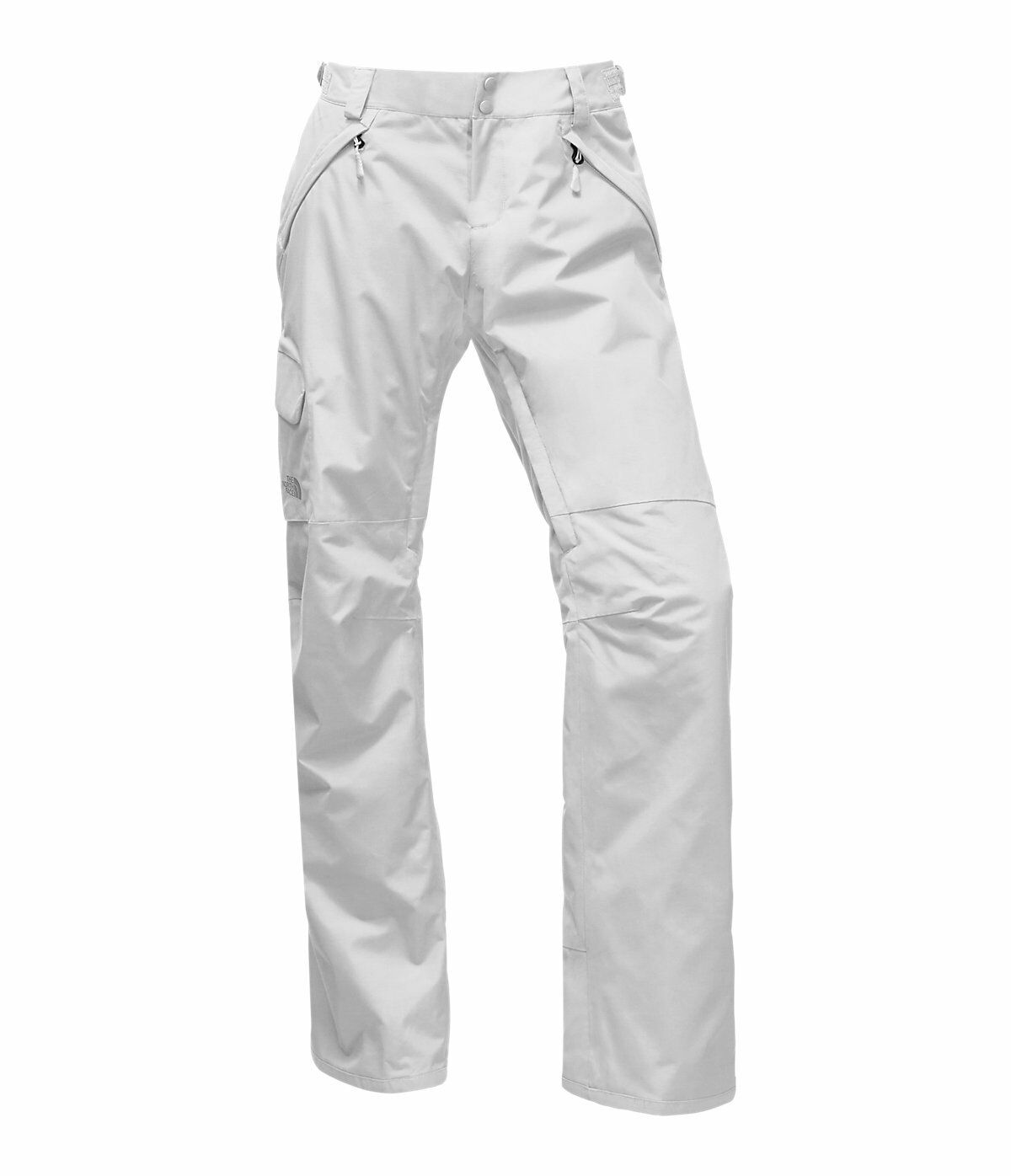 North Face Women's Medium Regular Hyvent Freedom Insulated pants in TNF White