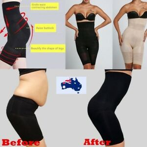 Women-Tummy-Control-Body-Shaper-Sexy-Shapewear-High-Waist-Briefs-Thigh-Slimming