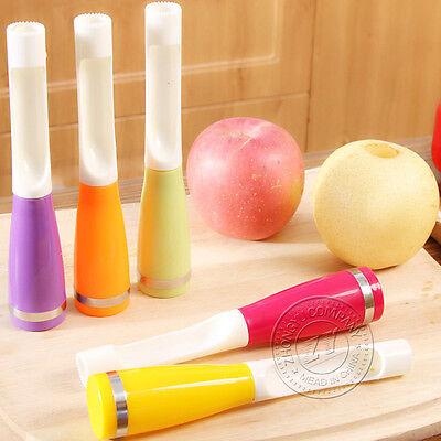 Apple Mango Core Pitter Fruit Slicer Cutter Kitchen Tools Supplies Gadget NEW