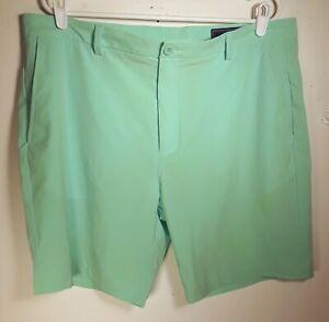 Men-039-s-Vineyard-Vines-Breaker-Shorts-Mesh-Pockets-Green-size-38