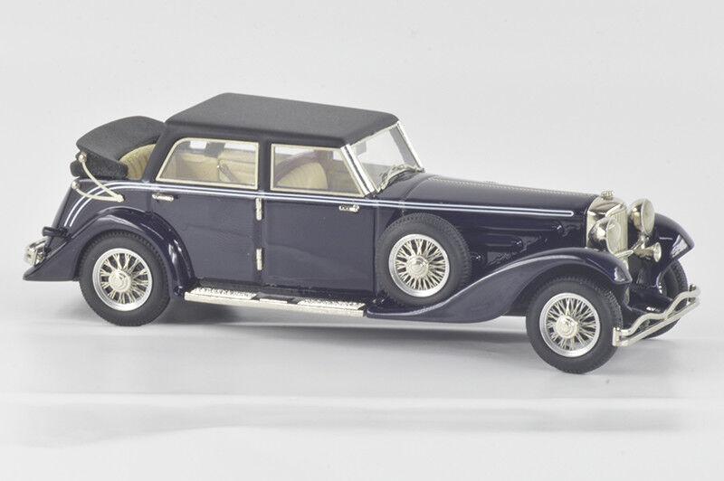 ABC 340 Duesenberg Model J sunroof Sedans Franay 1933