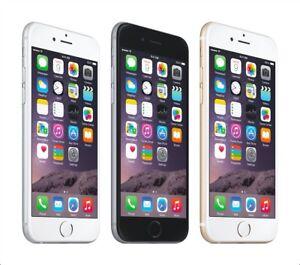 apple iphone 6 16gb 64gb 128gb grau silber gold ohne simlock gebraucht ebay. Black Bedroom Furniture Sets. Home Design Ideas