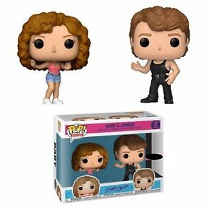 Baby-amp-Johnny-Dirty-Dancy-Exclusive-Funko-Pop-Vinyl-New-in-Box