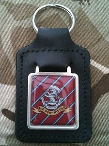 West-Riding-Regiment-Military-KEY-RING-FOB
