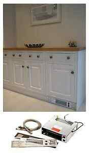 Image Is Loading Kitchen Plinth Heater Central Heating Under Cupboard Plinth
