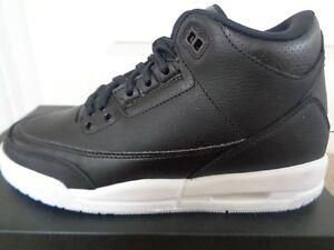 Détails sur Nike Air Jordan 3 Retro BG Baskets Chaussures 398614 020 UK 4 EU 36.5 US 4.5 Y NEUF afficher le titre d'origine