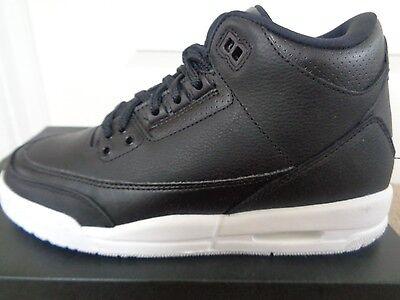Nike Air Jordan 3 Retro BG Baskets Baskets 398614 020 UK 3.5 EU 36 US 4 Y NEUF   eBay