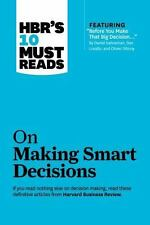 HBR's 10 Must Reads: On Making Smart Decisions by Ram Charan, Harvard...