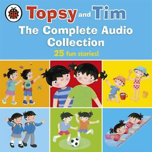 Topsy Et Tim : The Complete Audio Collection Par Jean Adamson