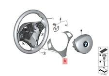 Genuine BMW E87 E90 Steering Wheel Cover titan Multifunction OEM 32306767716