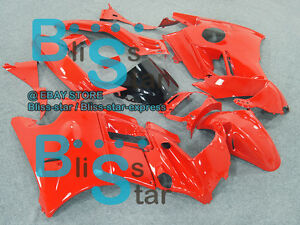 Red-Glossy-ABS-Fairing-With-Tank-Cover-Kit-Fit-HONDA-CBR600F2-1991-1994-25-A5