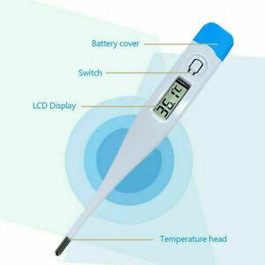 Termometro-digital-de-cuerpo-de-bebe-adulto-medica-Ninos-Seguro-oreja-Boca-Temperatura-LCD