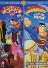 Superman Last Son of Krypton Brainiac 0883929387816 DVD Region 1