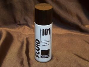 FLUID 101 ( Kontakt Chemie), 200 ml, zur Entwässerung der Elektronik