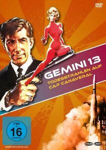 Antonio Margheriti-GEMINI 13-morte raggi su Capo Canaveral DVD NUOVO
