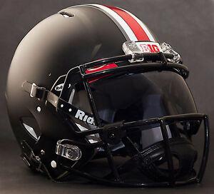 the latest 382e0 b0d05 Image is loading OHIO-STATE-BUCKEYES-NCAA-Gameday-REPLICA-Football-Helmet-