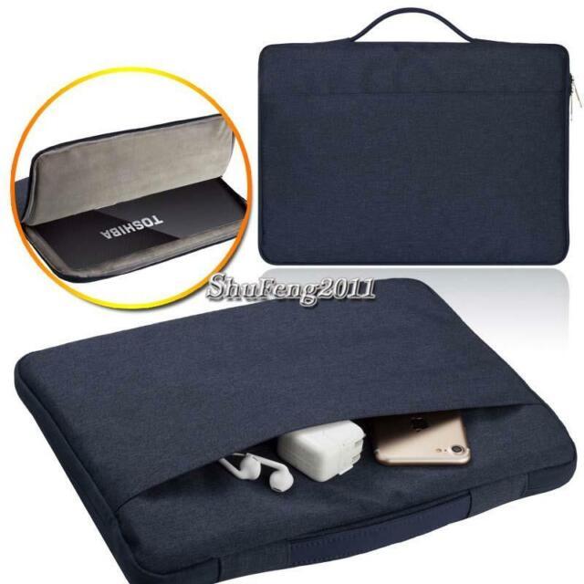 "Sleeve Case Bag Cover for 12.5/"" 13.3/"" Toshiba Portege Laptop Ultrabook Notebook"