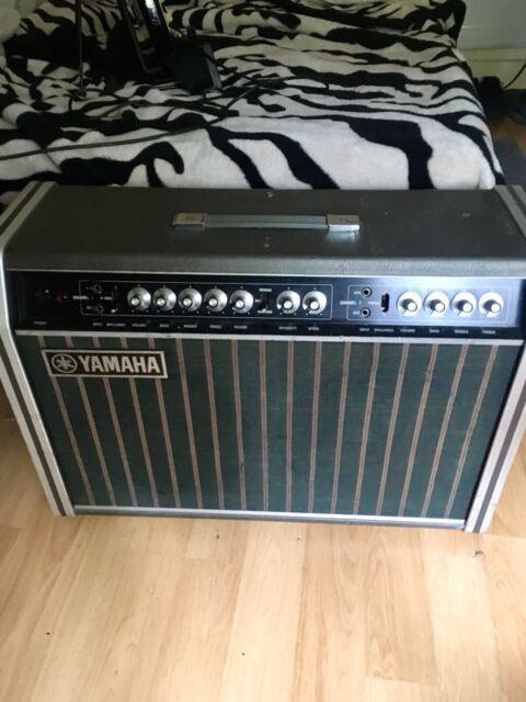 Yamaha YTA-95 Amplifier Made 1972 Japan 🇯🇵