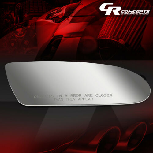 OE STYLE RH//RIGHT SIDE DOOR REAR VIEW MIRROR GLASS LENS FOR 93-02 CHEVY CAMARO
