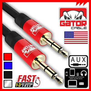 Aux-Auxiliary-Cable-Male-Audio-Cord-3-5mm-Car-iPhone-Android-Samsung-HTC-LG-6FT