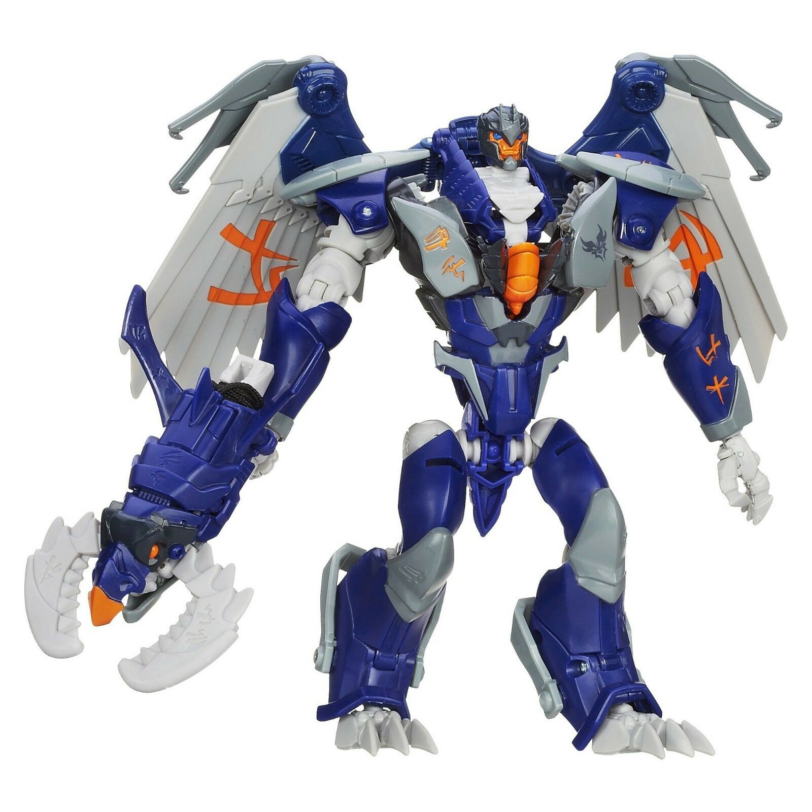 Transformers Bestia Hunters Darksteel Completo Prime Voyager