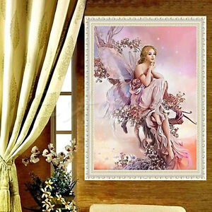 5D-Fairy-Butterfly-DIY-Diamond-Embroidery-Painting-Cross-Stitch-Home-Decor-Craft