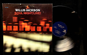 Willis Jackson Neapolitan Nights