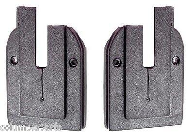 Seals 66 67 Chevelle Cutlass Skylark GTO A-body Quarter Door Jamb Window U