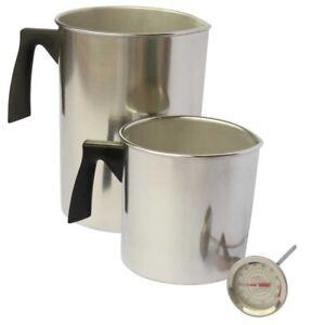 Your-Crafts-Candle-Makers-Wax-Melting-Pitcher-amp-Tools-Aluminium-Pot