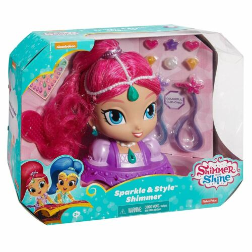 SHIMMER & SHINE Sparkle et Style Styling head