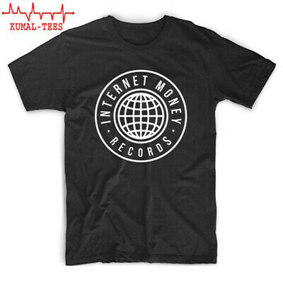 Internet Money Records Taz Taylor Logo Men S Black T Shirt Size S 3xl Ebay