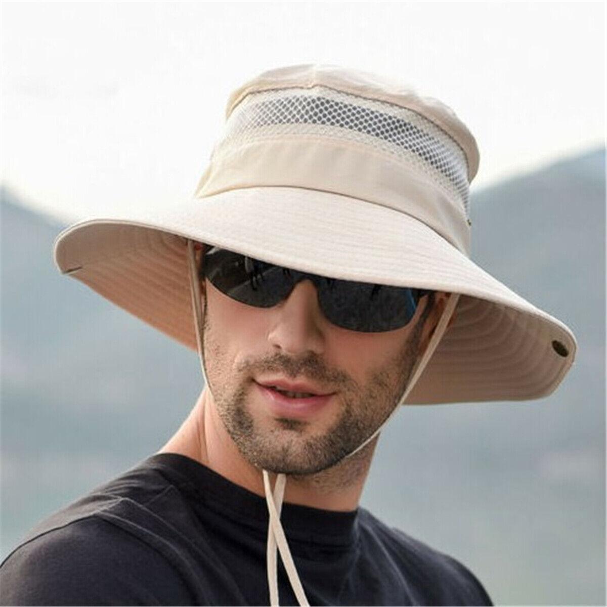 arktischer Sommer atmungsaktive Mütze UV-Schutz Unisex Sonnenschutz Kühlkappen
