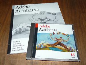 Adobe-Acrobat-5-0-fur-Mac-Vollversion-englisch