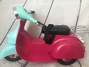 Battat Our Generation American Girl Doll Size Scooter Vespa Moped