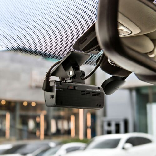 F200D Front and Rear Camera Dash Cam Gray//Black THINKWARE