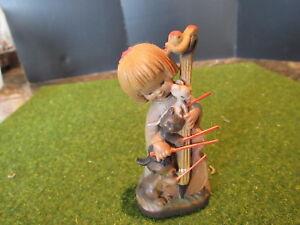 Anri-Ferrandiz-QUINTET-PLAYING-THE-VIOLIN-Figurine-Woodcarving-3-034